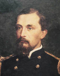 Brig. General Issac Jones Wistar