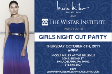 Nicole Miller Shopping Event