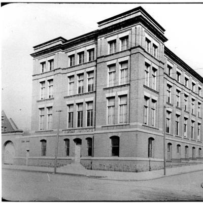 The Wistar Institute circa 1900